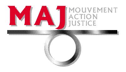 Réponse à la lettre du MAJ au ministre de la Sécurité publique